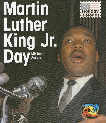 9781403488893 Martin Luther King Jr Day Holiday Histories