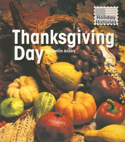 9781403489050: Thanksgiving Day (Holiday Histories)