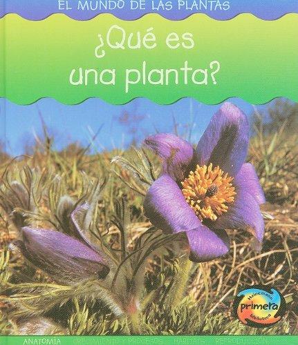 9781403490698: ¿Qué es una planta? (El mundo de las plantas) (Spanish Edition)