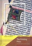 9781403491435: The Printing Press: A Breakthrough in Communication (Point of Impact)
