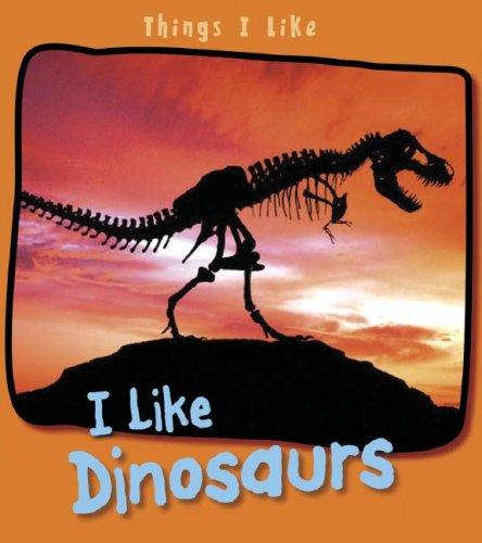 9781403492647: I Like Dinosaurs (Things I Like)