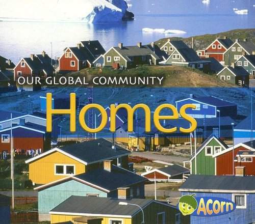9781403494085: Homes (Our Global Community)