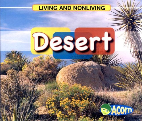 Desert (Living and Nonliving): Mayer, Cassie