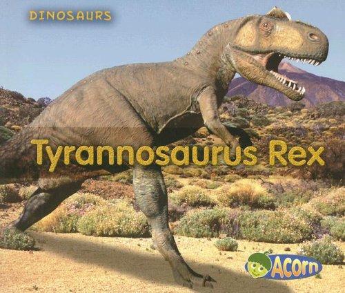 9781403494511: Tyrannosaurus Rex (Dinosaurs)