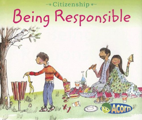 9781403494979: Being Responsible (Citizenship)
