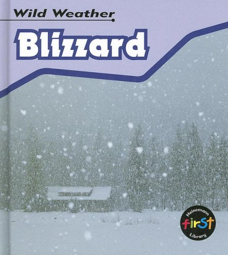 Blizzard (Wild Weather): Chambers, Catherine
