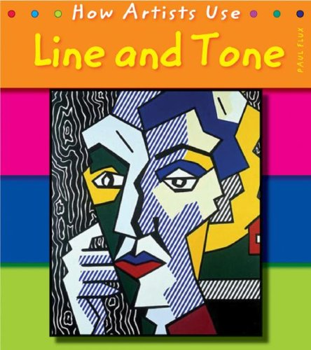 9781403496300: Line and Tone (How Artists Use (2nd Edition))