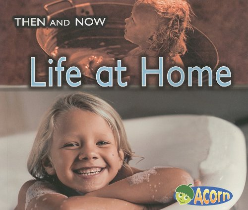 Life at Home (Then and Now): Vicki Yates