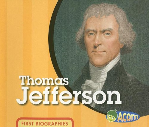 9781403499783: Thomas Jefferson (First Biographies)