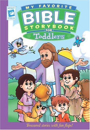 9781403700933: My Favorite Bible Storybook for Toddlers (My Favorite Bible Storybook (Dalmatian Press))