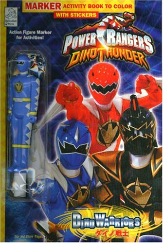 9781403707468: Dino Warriors with Sticker and Other (Power Rangers Dino Thunder)
