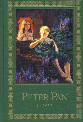 Peter Pan Classic Library For Children By J M Barrie Wendi