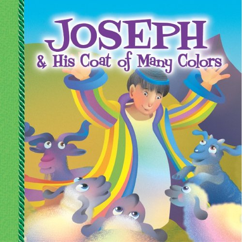 Joseph & His Coat of Many Colors: Dalmatian Press