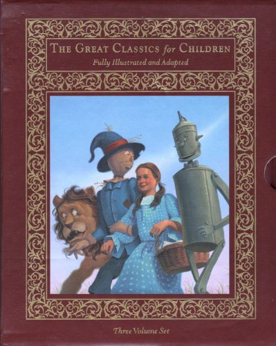 The Great Classics for Children: J.M. Barrie, Kenneth