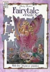 9781403710871: Shirley Barber's Fairytale Puzzle Book