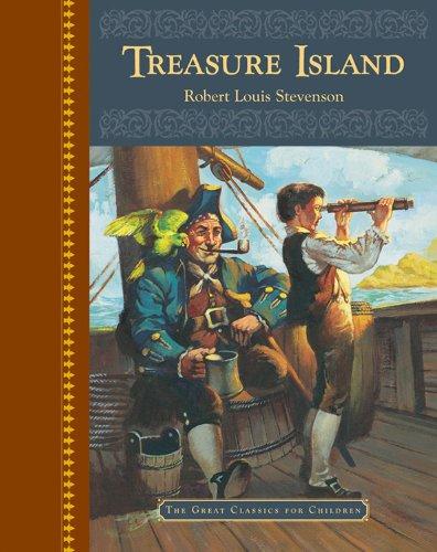 Treasure Island: Robert Louis Stevenson
