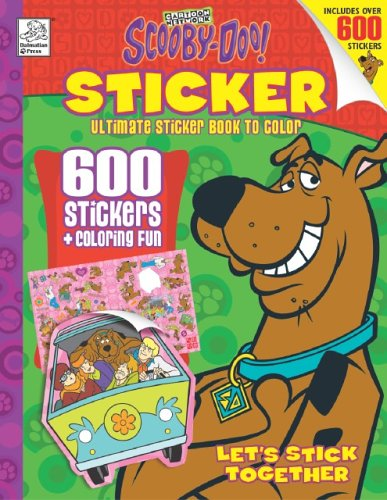 Scooby Doo! : Let's Stick Together Ultimate: Dalmatian Press