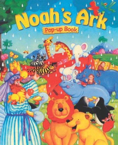 Noah's Ark Pop Up: Knight, K.R