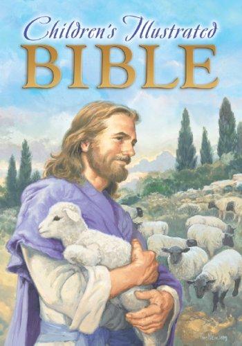 9781403716101: Children's Illustrated Bible