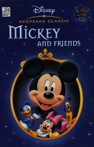 9781403717429: Mickey and Friends Keepsake Classic
