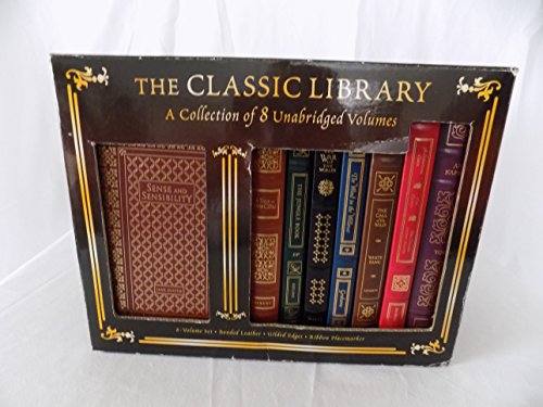 9781403717559: THE CLASSIC LIBRARY A Fine Edition Collection of Eight Unabridged Volumes