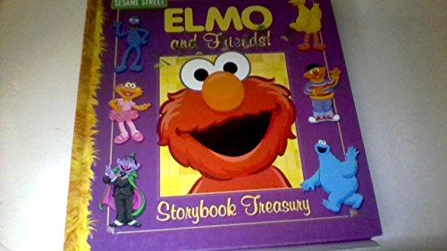 9781403719935: Elmo and Friends Storybook Treasury