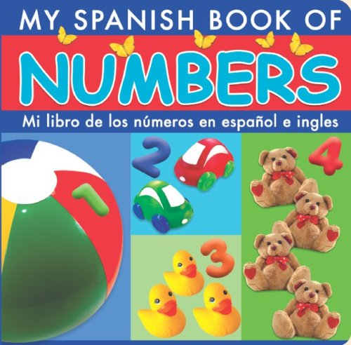 9781403730534: My Spanish Book of Numbers (Spanish Edition)
