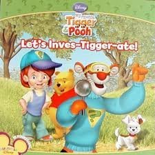 9781403732491: Let's Inves-tigger-ate (My Friends, Tigger and Pooh)