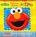 Elmo Libros En Caja Viajera/ Elmo Carry Along Spanish (Spanish Edition)