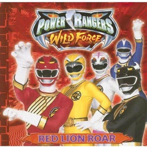 9781403735676: Power Rangers Wild Force: Red Lion Roar