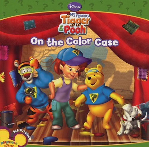 9781403736178: My Friends Tigger & Pooh on the Color Case