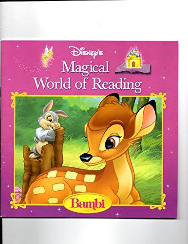 9781403736420: Bambi (Disney's Magical World of Reading)