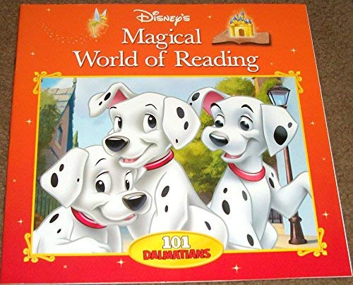 9781403736437: Disney's Magical World of Reading 101 Dalmatians
