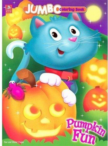 9781403739957: Pumpkin Fun Jumbo Coloring Book