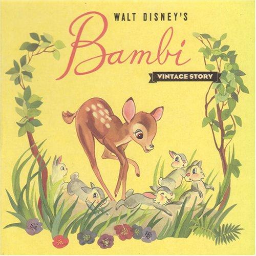 Walt Disney's Bambi Vintage Story: Shaw, P.J.