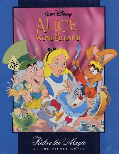 9781403742636: Alice in Wonderland (Relive the Magic of the Disney Movie)