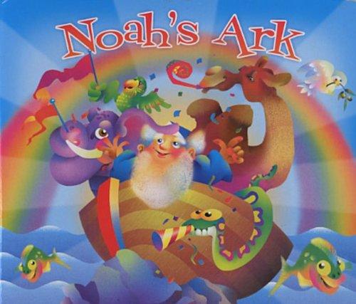 DP Noah's Ark 6x5 Board Book: Adapter-Shawn South Aswad;