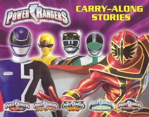 9781403743534: Power Rangers Carry Along Stories