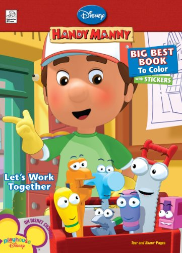 Disney Handy Manny (Handy Manny (Dalmatian Press)) (1403749507) by Dalmatian Press