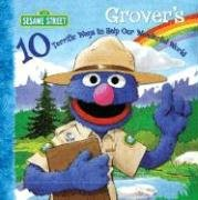 Grover's 10 Terrific Ways to Help Our Wonderful World (Sesame Street) (1403750122) by Anna Ross