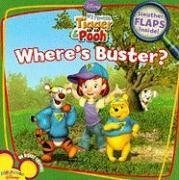 9781403750228: Where's Buster? (My Friends Tigger & Pooh)