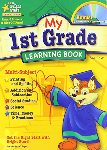 9781403751973: My 1st Grade Learning Book