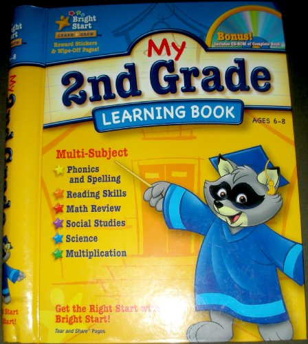 9781403751980: My 2nd Grade Learning Book