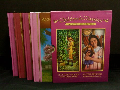 9781403751997: Children's Classics Adapted and Illustrated (Children's Classics, Volumes 1, 2, 3, and 4)