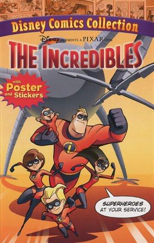 9781403753205: Disney Comics Collection The Incredibles