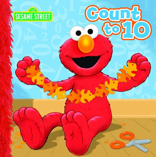 Sesame Street Count to Ten 8x8 Storybook: Dalmatian Press