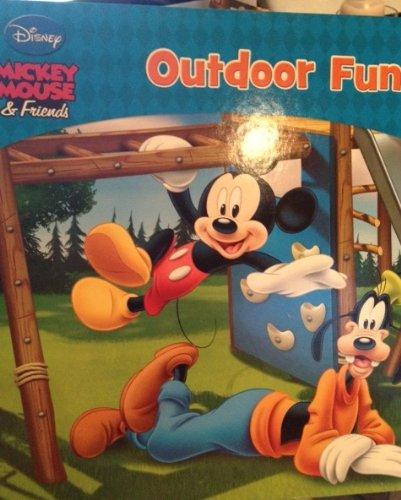 Disney Mickey Mouse & Friends Outdoor Fun: Disney