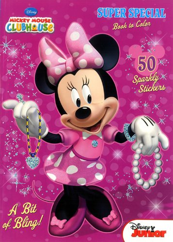 9781403768032: A Bit of Bling! (Disney Mickey Mouse Clubhouse)
