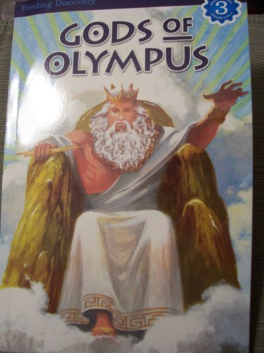 Gods of Olympus (Reading Discovery ~ Reading