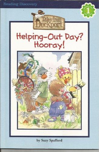 Helping-out Day? Horray (Reading Discovery): Suzy Spafford